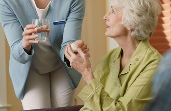Many nursing home residents receive multiple medications.