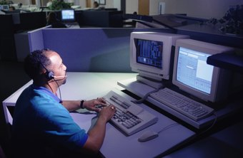 Network support specialists often work off-site from call centers.