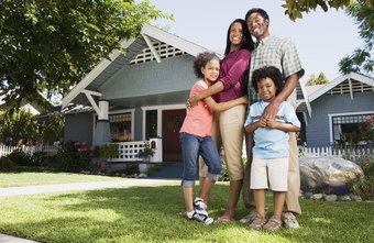 A housing officer provides housing solutions for families.