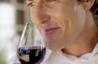Wine tasters rate the intensity of the aroma.
