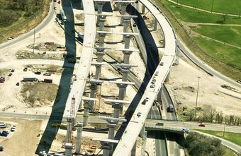 To engineer a freeway like this, you'll have to pass two demanding examinations.