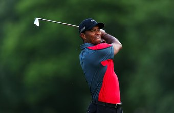 Tiger Woods has won more pro golf tournaments than any active player.