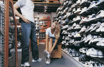 Think outside the sneaker when you design the interior of your store.