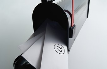 Letters written directly to customers can be an effective way to promote your business.