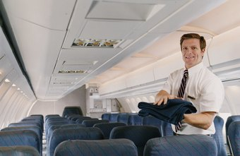 Flight attendants stand most of the time, regardless of their fatigue.