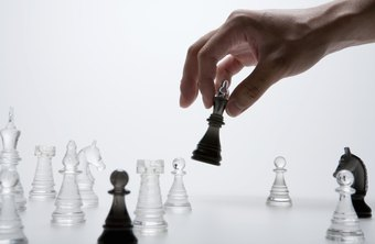 Tactical planning is similar to playing chess.