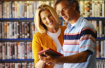 Rent and sell movies and games in your DVD store.