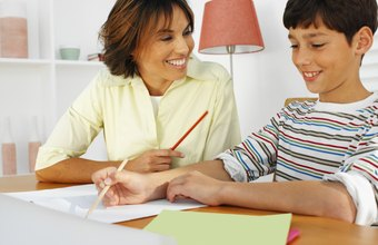 Tutoring services can help a child overcome learning obstacles.