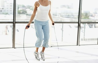 Jumping rope is a type of plyometric exercise.