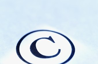 Copyright protects your claim to work you created or own.