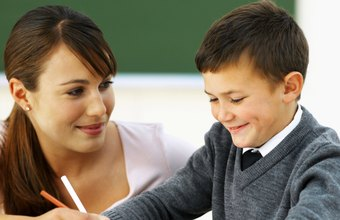 Special education teachers help students with learning disabilities succeed.