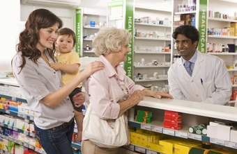 If your plan doesn't include prescriptions, many pharmacies offer discount programs.