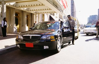 Valet parketing is one service that typically involves tipping.