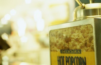 Popcorn is a low-cost, popular item to serve at a snack bar.