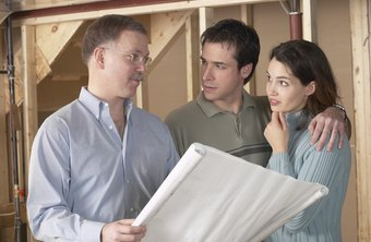 Architects may work directly with homeowners.