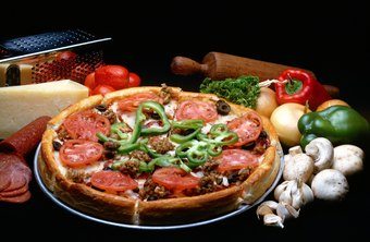 Pizza Hut has over 13,500 locations worldwide.