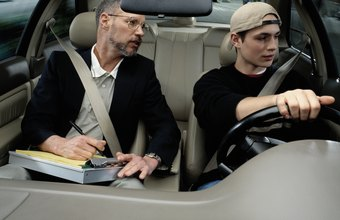 Driver instructors are qualified to teach others the rules of the road.