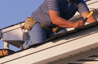 Objects and workers falling from roofs are two of the potential claims roofers face.