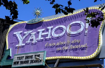 Yahoo no longer offers an ad hosting program for webmasters.