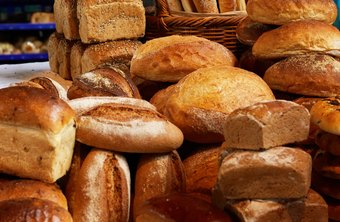 Avoiding bread products may help you cut calories.