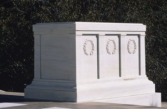 Appointed infantrymen complete intensive training to guard the Tomb of the Unknowns.
