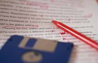 Proofreaders review written texts for a variety of errors and inconsistencies.