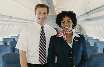 Becoming a flight attendant always requires that you complete a training course.
