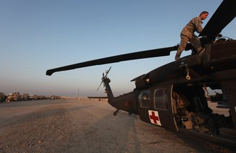 Some Army MSC officers serve as aeromedical evacuation pilots.