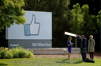 Facebook enables users to share photos, videos, messages and links.