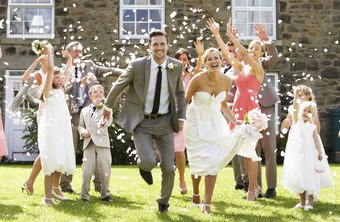 The Association of Bridal Consultants reports that more than 2.4 million weddings occur annually in the United States.