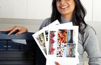 Refill your ink cartridges to print vibrant images again.