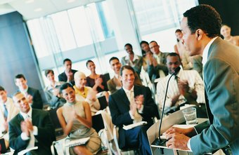 You can meet new potential customers and like-minded business owners during business events.