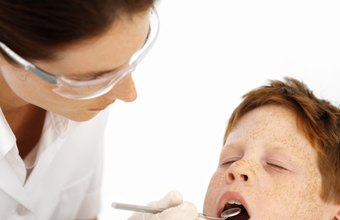 Orthodontists ensure that children have straight teeth.