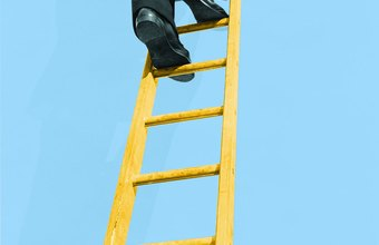 Climbing the corporate ladder can happen in several ways.