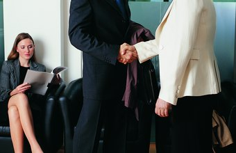 Professionalism in a job interview helps you beat the competition.