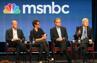 MSNBC is a joint venture of Microsoft and NBC Universal.