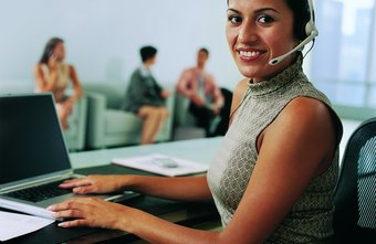 The receptionist can be promoted to advanced administrative positions in her career path.