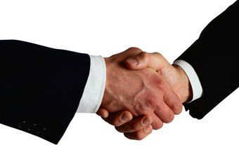 Most business credit applications involve a lot more than a handshake.