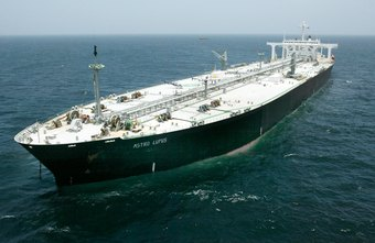 A collision between two supertankers could ruin a marine cargo underwriter's day.