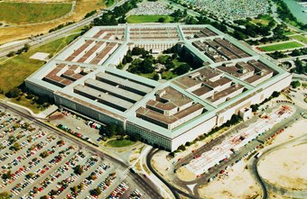 Many Pentagon workers earn pay based the federal GS table.