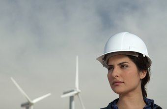 An associate degree in wind energy technology could lead to a career as an engineering technician.