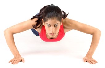 how to lose underarm fat exercise