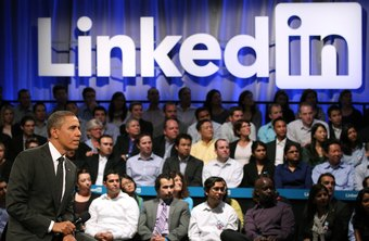 LinkedIn connects potential employees with employers.