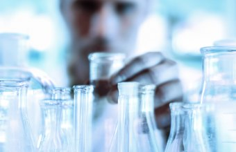 Glassware technicians ensure that all glass components are clean, sterile and serviceable.