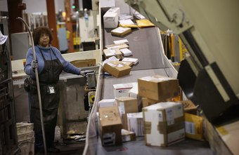 Automation at mail-sorting centers has streamlined the U.S. Postal Service.