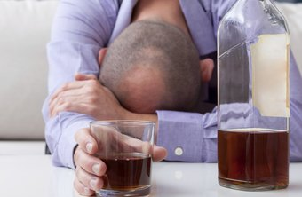 Drinking is a common response to a high-stress job.