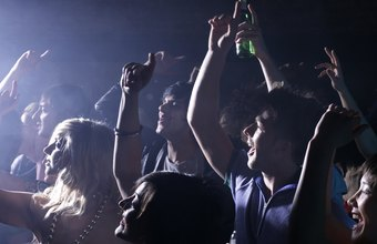 Allow local bands to offer live concerts at your club.