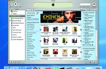 ITunes runs very similarly on OS X and Windows.