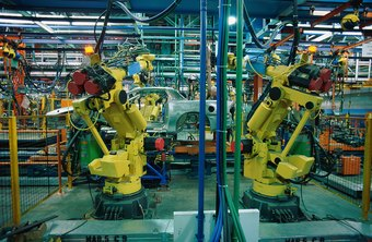 Automated assembly lines are a powerful production technology, though prohibitively expensive.