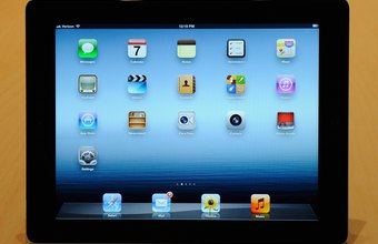 Keep sensitive information secure by erasing all content from the Apple iPad.